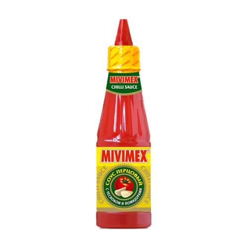 Соус «MIVIMEX» перцовый с чесноком и помидорами