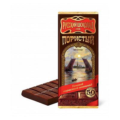Шоколад горький пористый Элитный