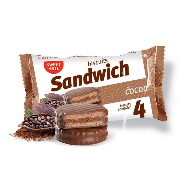 Печенье «Sandwich Cocoa»