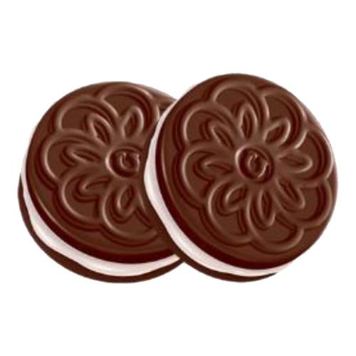Печенье «Танго» с какао и начинкой