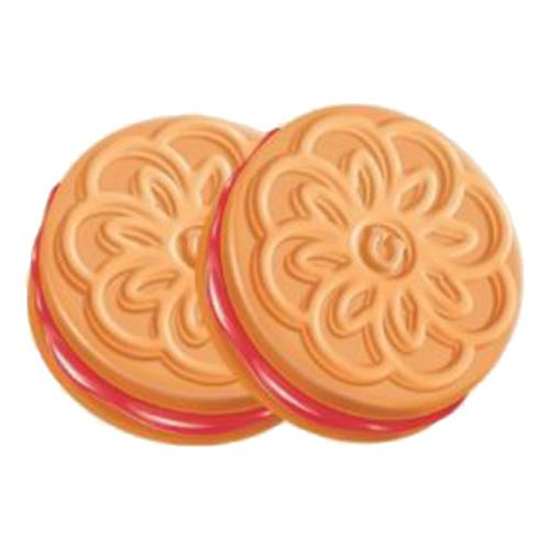 Печенье «Танго» с начинкой со вкусом клубники